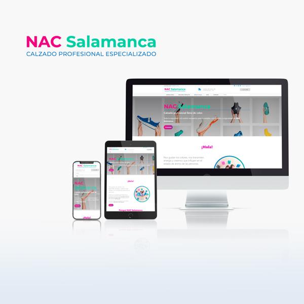 Caronte Web Studio - Nac-Salamanca