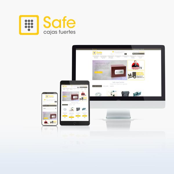 Caronte Web Studio - SAFE CAJAS FUERTES